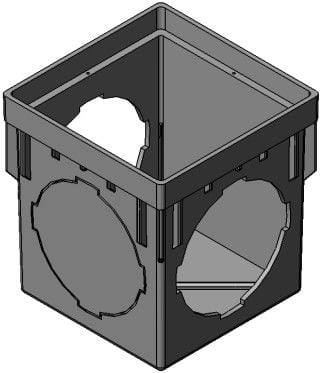 FSD-090-CB-2, 9 Catch Basin