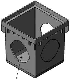 FSD-120-CB-2, 12 Catch Basin