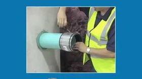 Vídeo de instrução QwikSeal bueiro